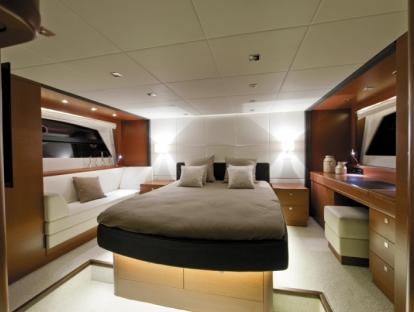 Яхта Prestige 620S