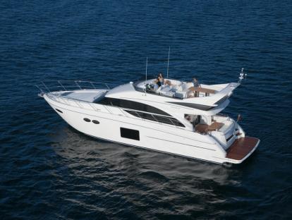 Яхта Princess 56