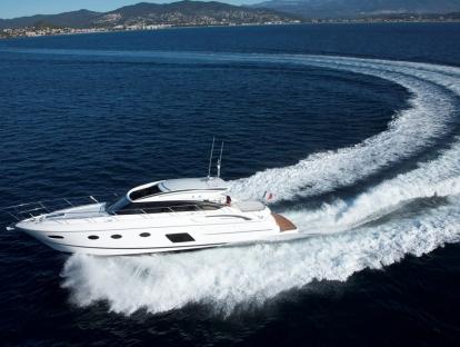Яхта Princess V57