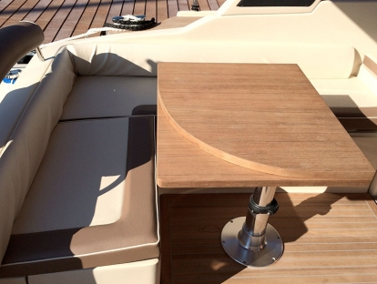 Яхта Solemar 35 Steel