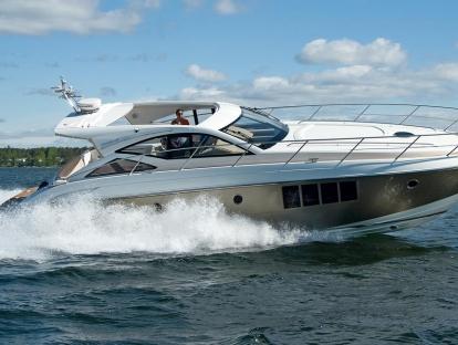 Яхта Windy 45 Chinook