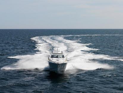 Яхта Windy 48 Triton