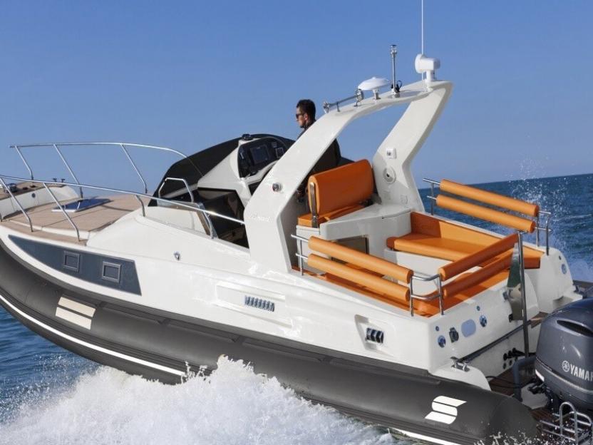 Яхта Solemar 32.1 Limited Edition