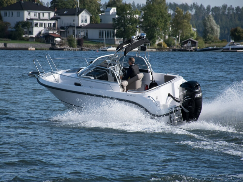 Купить Яхту Aquador 22 WAe