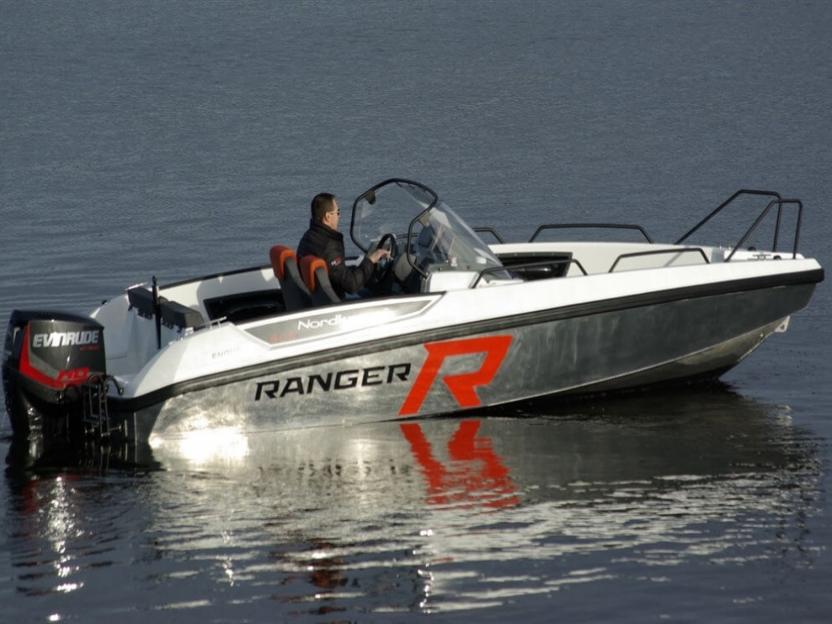 Катер Nordkapp Enduro Ranger 605
