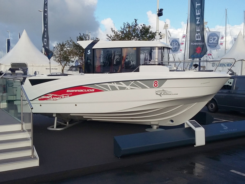 Катер Beneteau Barracuda 8