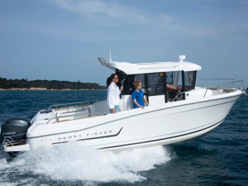 Катер Jeanneau Merry Fisher 695 Marlin