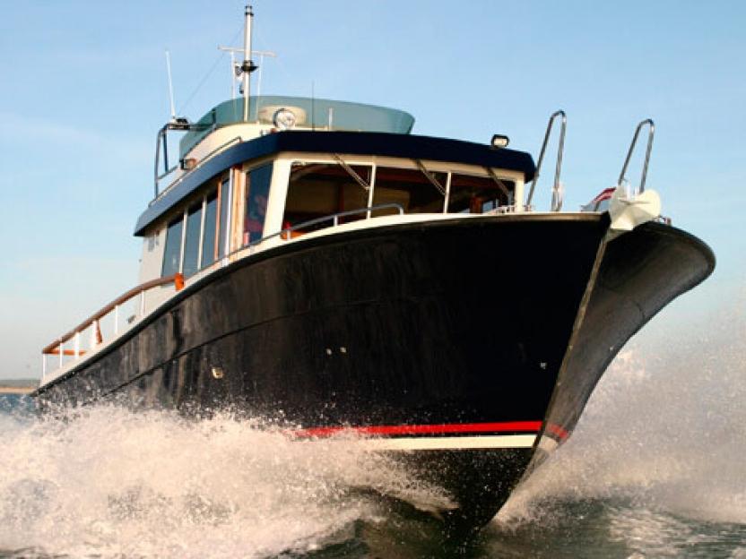 Яхта Targa 44