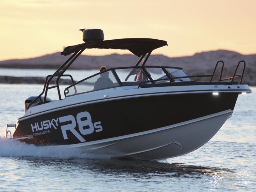 Катер Finnmaster Husky R8S