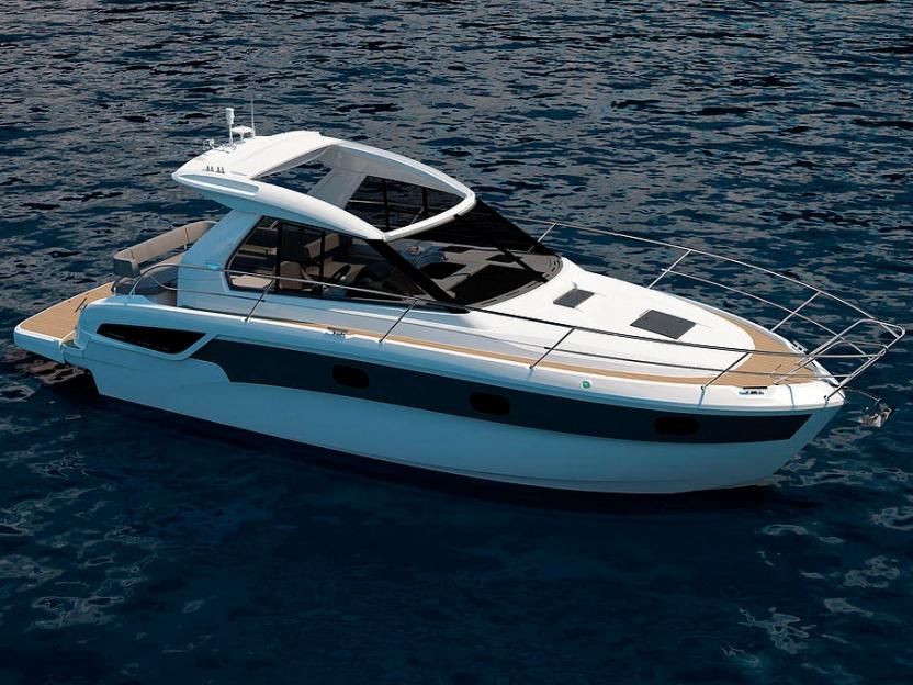 Яхта Bavaria Sport 330 HT