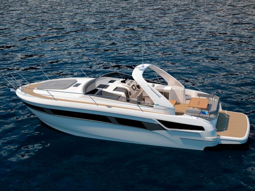 Яхта Bavaria Sport 400 Open