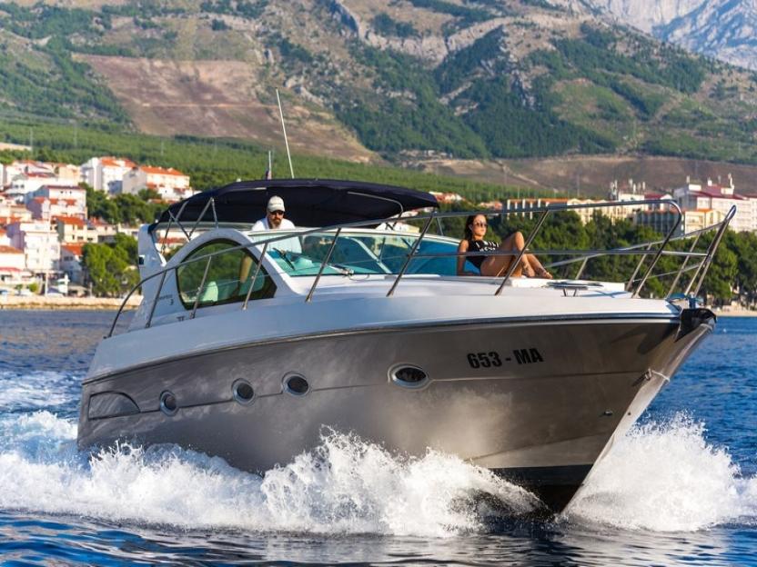 Яхта Pearlsea 36 Open