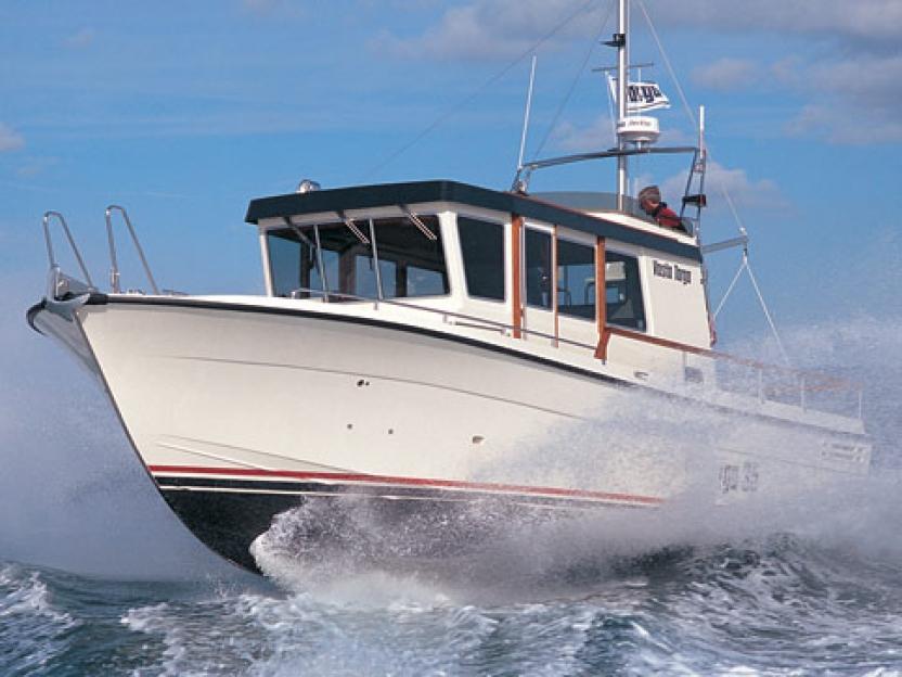 Яхта Targa 35