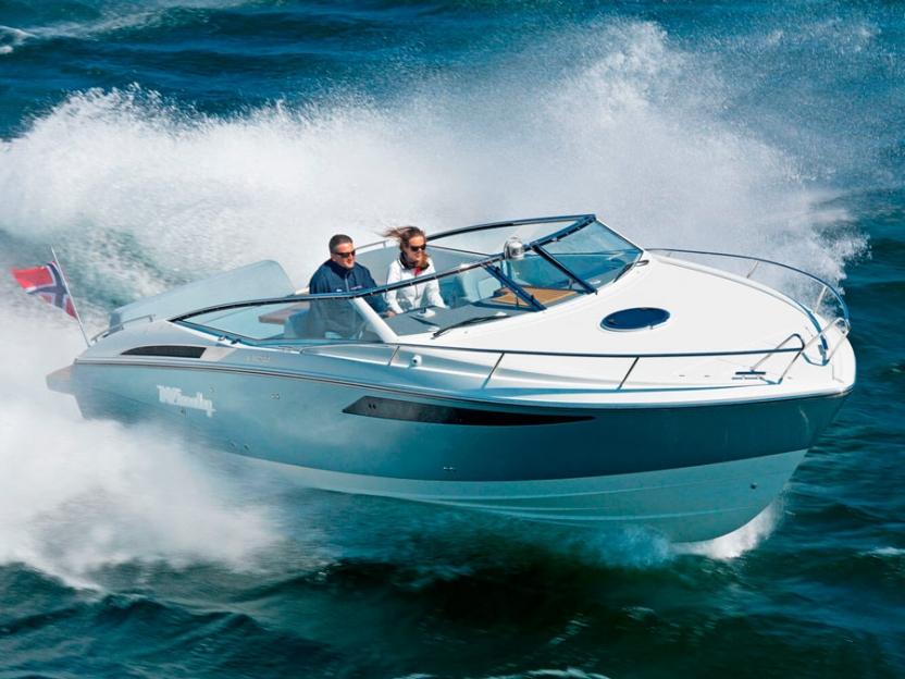 Яхта Windy 31 Zonda