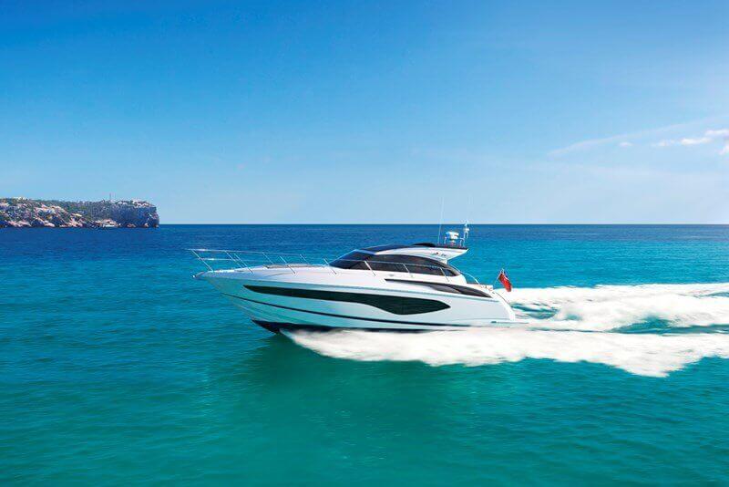 Яхта Princess V50