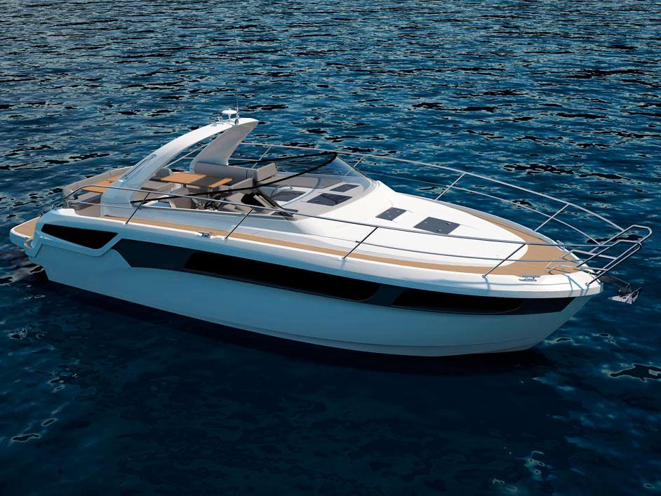 Яхта Bavaria Sport 360 Open