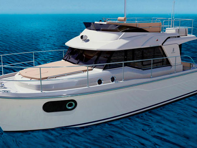 Яхта Beneteau Swift Trawler 30