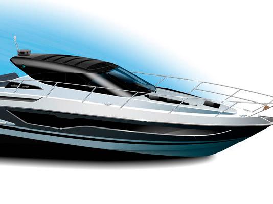 Яхта Elan Power 37