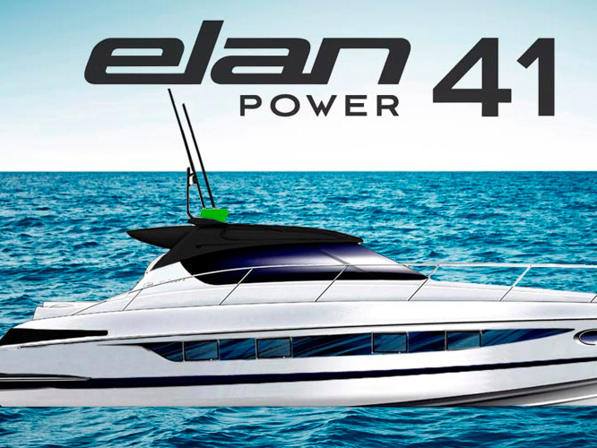 Яхта Elan Power 41