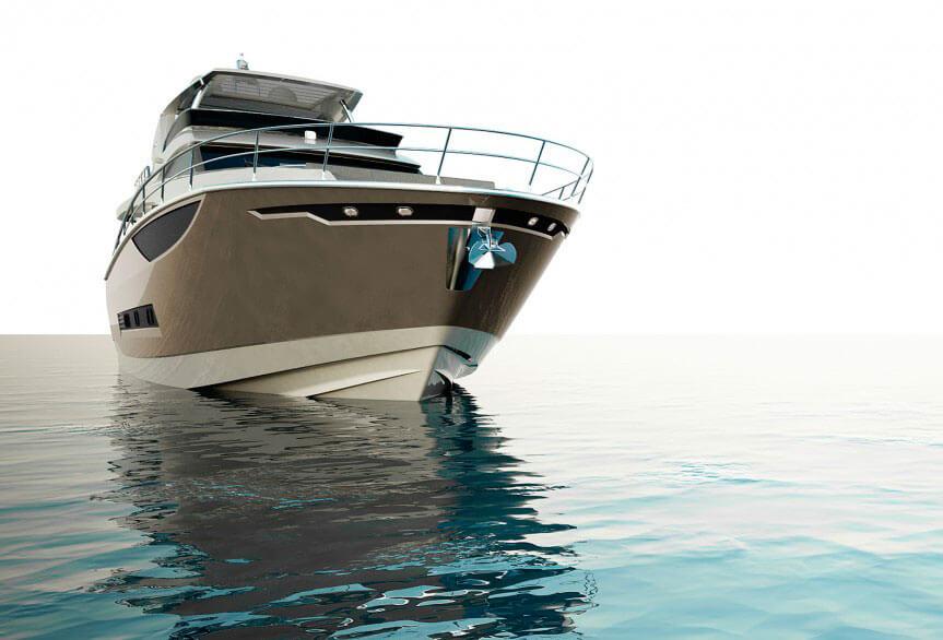 Яхта Prestige 750