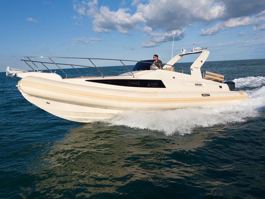 Яхта Solemar 32.1 Oceanic