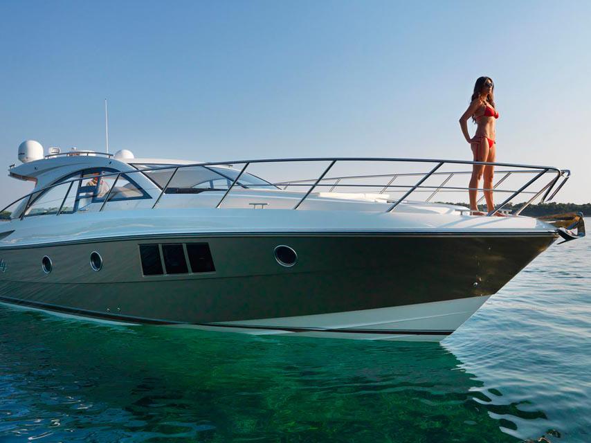 Яхта Windy 40 Maestro